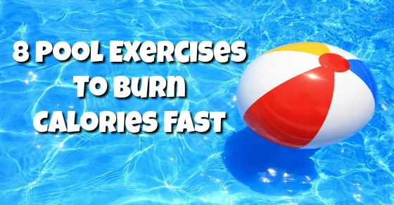 pool-exercises-burn-calories
