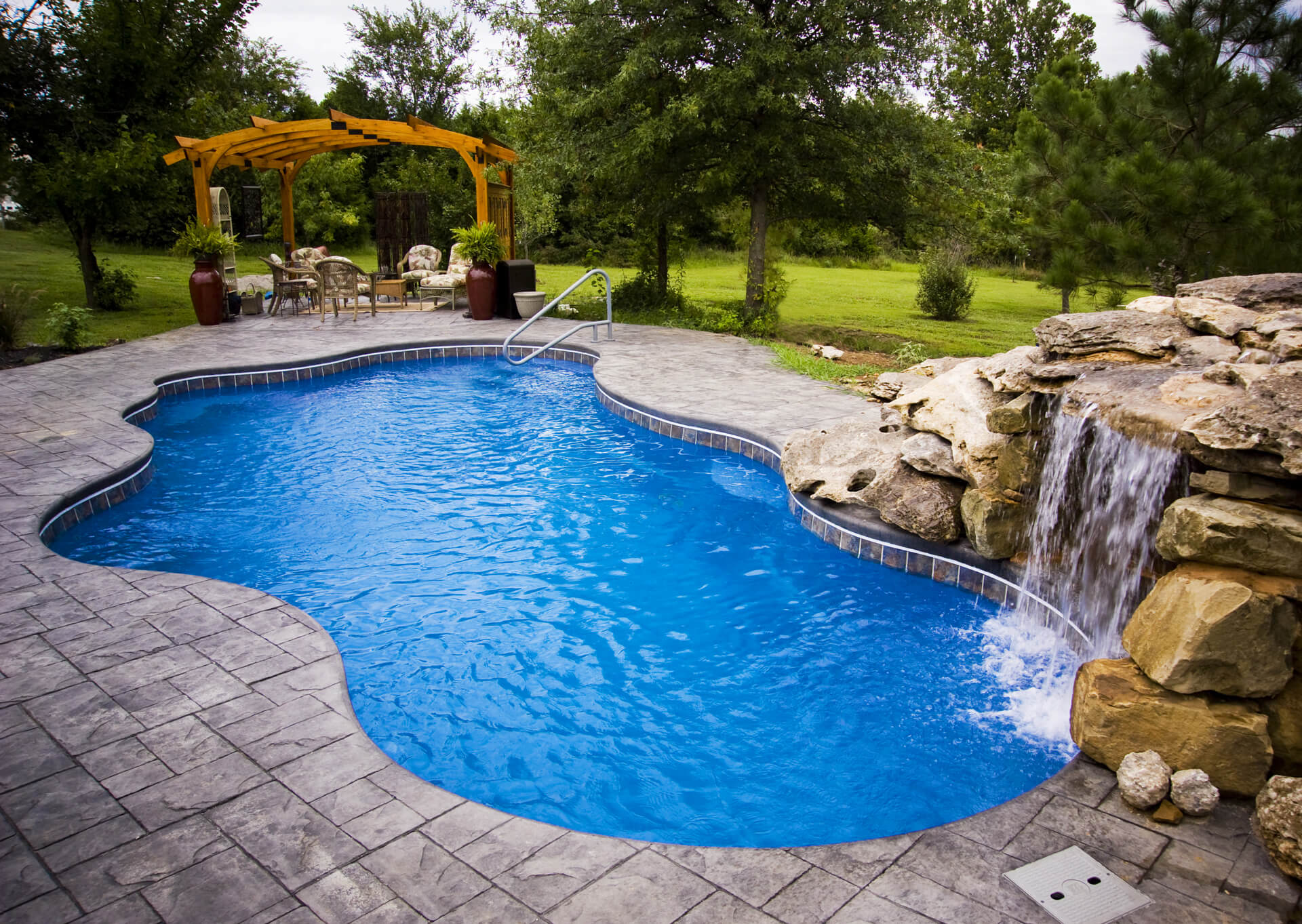 The no fail process to winterize your pool for Fiberglass inground swimming pools